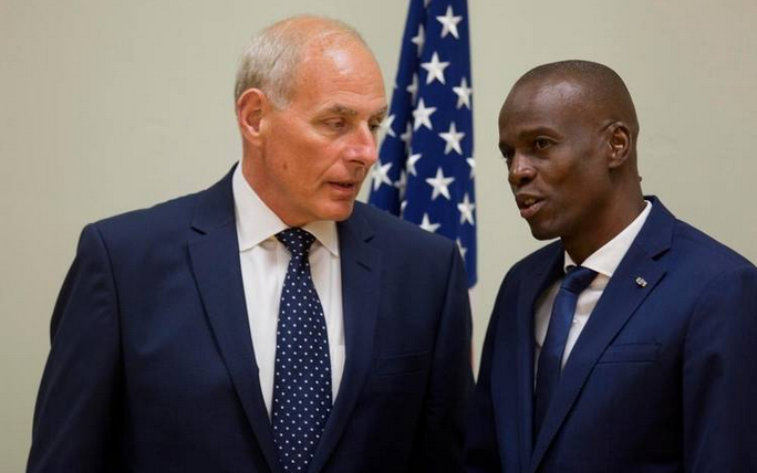 Homeland Security Chief Kelly leaves door open — slightly — for Haiti TPS- Added COMMENTARY By Haitian-Truth