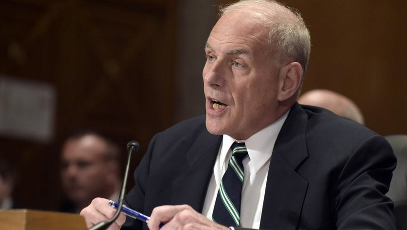 Homeland Security secretary suggests amnesty for Dreamers, implores Congress to solve problem