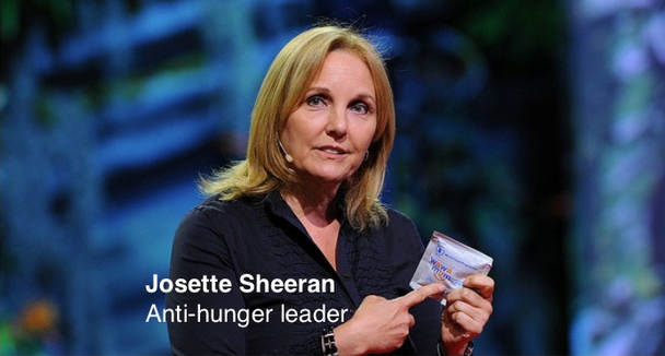 UN: Josette Sheeran to raise funds for Haiti cholera victims