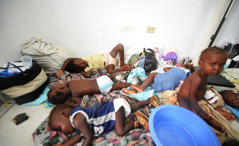 UN Assembly backs $40.5 million for Haiti cholera victims