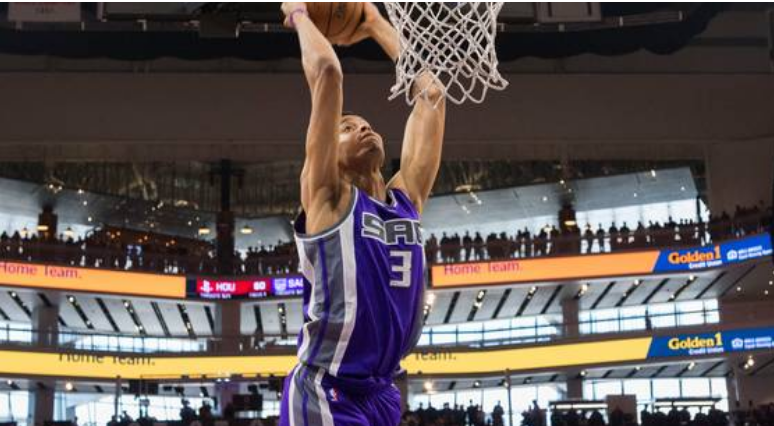 Skal Labissiere went to Haiti. Why the Kings forward says it was important to go home