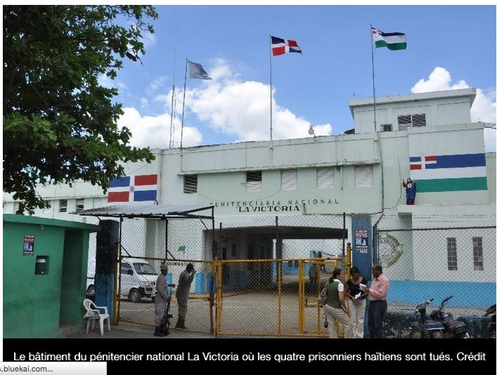 Voilà pourquoi les 4 haïtiens ont été assassinés en prison en Republic Dominican