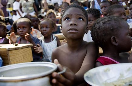 Nearly 5 million Haitians undernourished