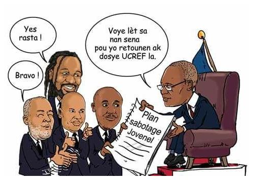 LE SENATEUR EVALIÉRE BEAUPLAN SERA-T-IL LE PREMIER MONEY-DEALER À CONQUÉRIR LE FAUTEUIL PRESIDENTIEL EN Haiti?