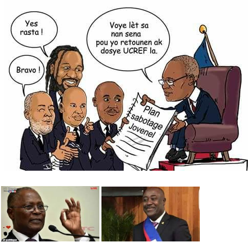 LE RAPPORT BEAUVERT OU LE PACTE BEAUPLAN-PRIVERT(NARCO BMPAD STATE)- Added COMMENTARY By Haitian-Truth