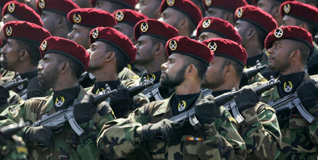 Sri Lanka's military aren't ready to be peacekeepers – Added COMMENTARY By Haitian-Truth