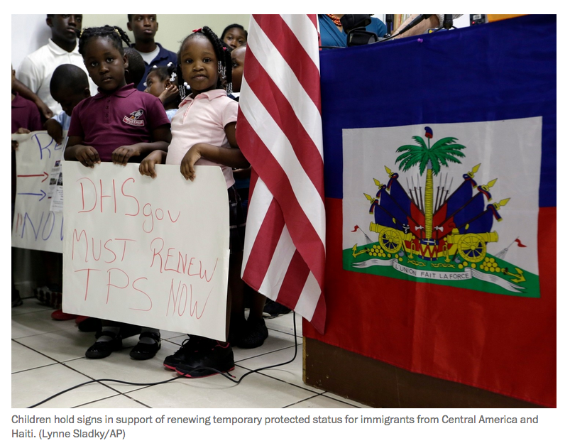 How Trump can be Haiti's 'champion'