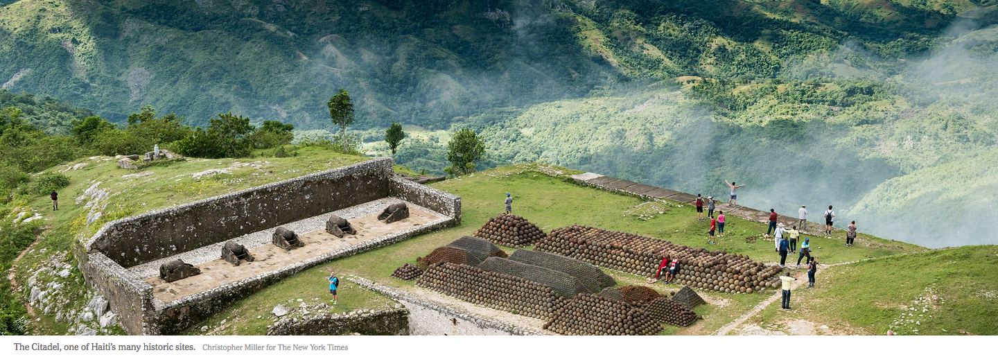 In Haiti, Tracing a Paradise Lost