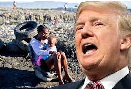 OF COURSE TRUMP BROKE HIS PROMISE TO FLORIDA'S HAITIANS