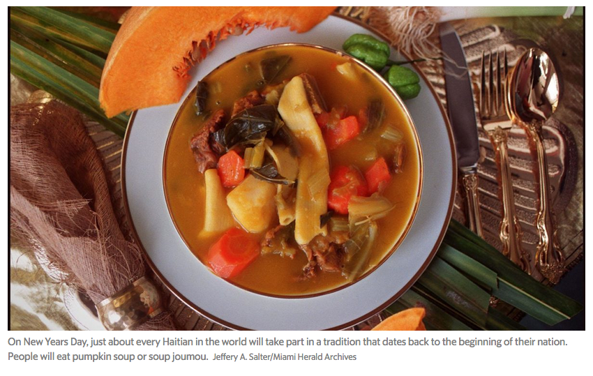 Haitian soup joumou is a New Year tradition. But can you change the recipe without ruining it?