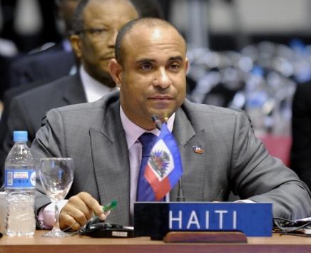 Ex-Haitian PM on Trump 's—hole' remark: 'The world is witnessing a new low today'