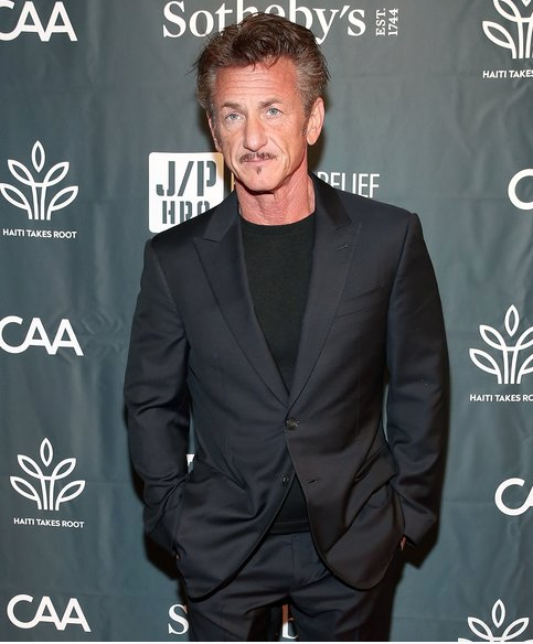 Sean Penn: 'Donald Trump Is the Enemy of Compassion'