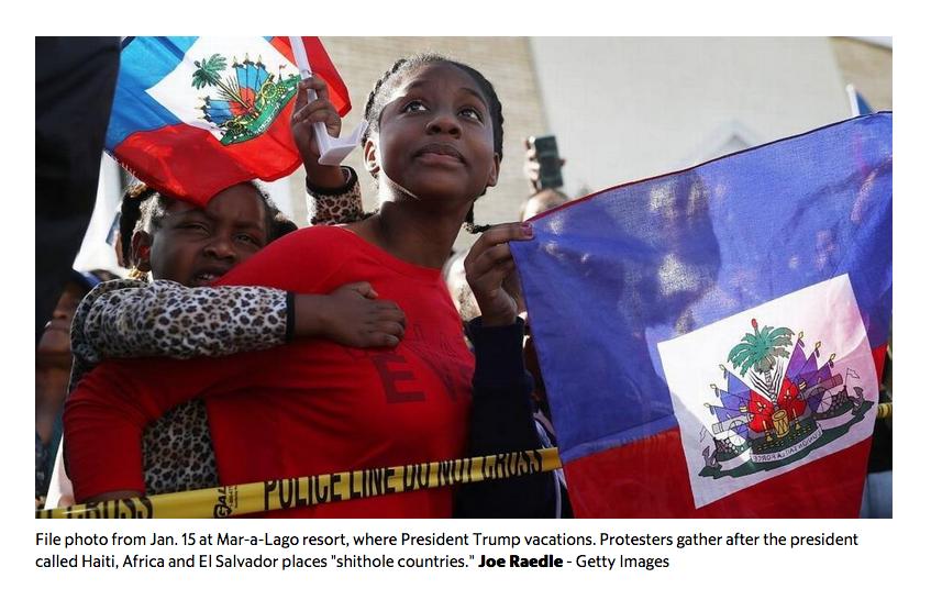 Trump deals Haiti another blow, ending participation in guest worker program