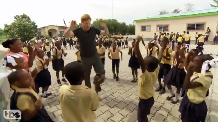 This Video of a Haitian Girl Schooling Conan O'Brien On US-Haiti Relations Gives Us Hope For the Future
