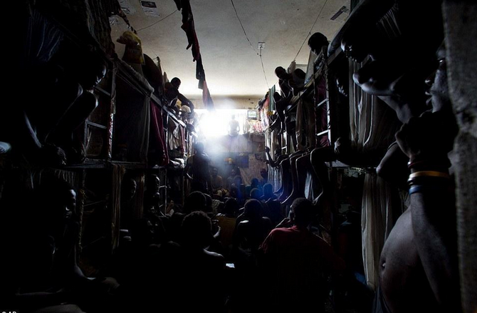 Haiti world champion of prison overcrowding- Added COMMENTARY By Haitian-Truth