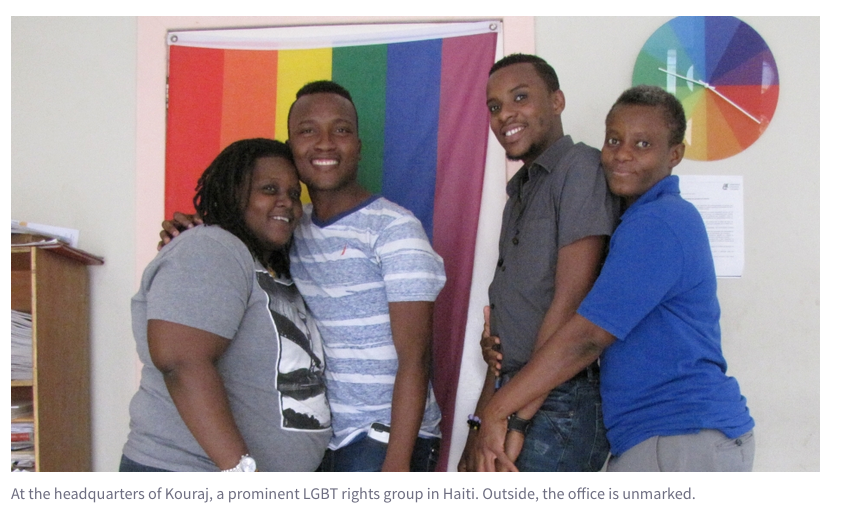 Why it's gotten harder for LGBT people in Haiti since the earthquake- Added COMMENTARY By Haitian-Truth