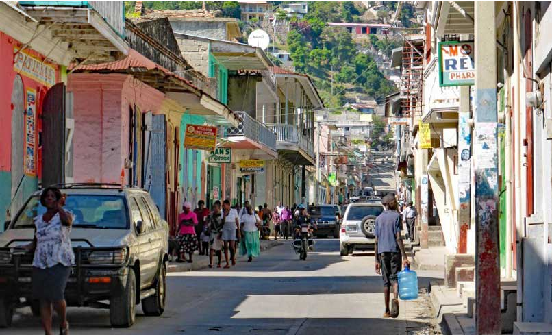 It All Starts With a Road: The Key to Mobility in Haiti