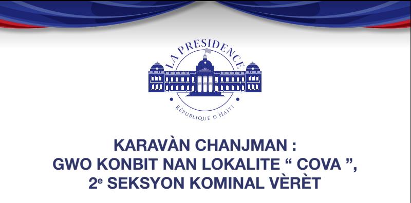 KARAVAN CHANJMAN