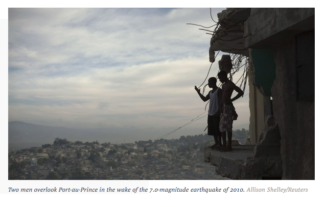 Haiti's Troubled Path to Development