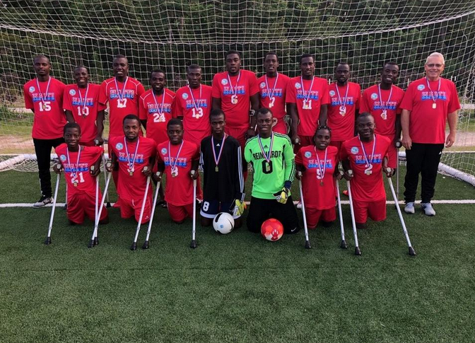 Haitian amputee soccer team to visit Southside Church Vacation Bible School