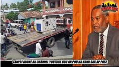 ALL TALK NO ACTION- Added COMMENTARY By Haitian-Truth