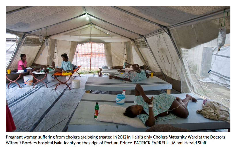 Haiti's maternal mortality rates among the highest. So why is this hospital closing?
